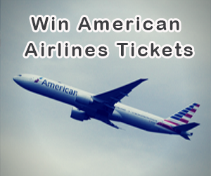 Win American Airlines Tickets