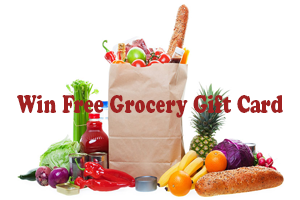 Win Free Grocery Gift Card