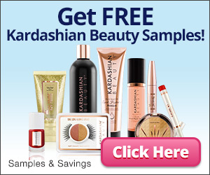 Win Kardashian Beauty Samples